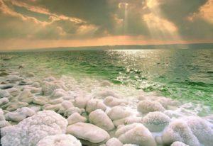 Интересные факты про Мертвое море