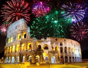 Как отмечают новый год в разных странах мира.