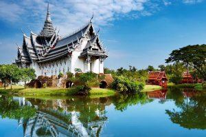 Таиланд — страна улыбок.