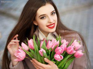 Цветы – отличный способ порадовать близкого человека