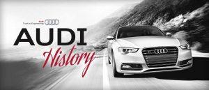 История Audi как одного из лучших автомобилей.
