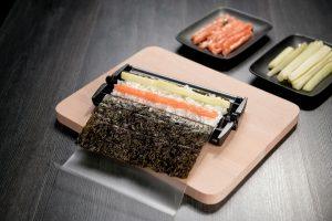 Основа для суши, техника исполнения