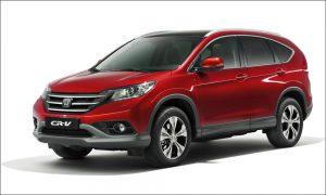 Honda CR-V. Дитя прогресса.
