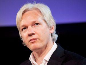 Джулиан Ассанж – основатель Wikileaks
