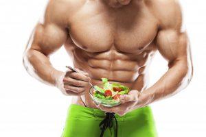 Питание для наращивания мышц.