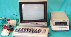 История появления компьютера.
