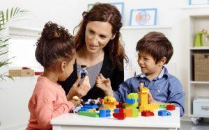 Типы развивающих игр для малышей
