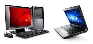 Ноутбук или настольный ПК?