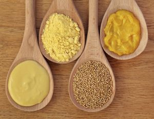 Горчицу можно использовать не только в приготовлении пищи.