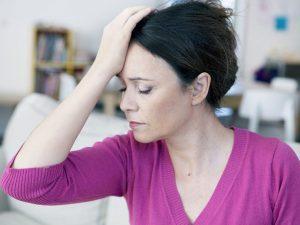 Основные симптомы климакса