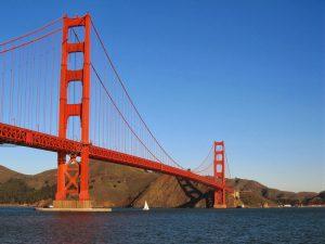 Мост «Золотые ворота».