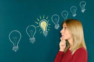10 методов генерировать новые идеи.
