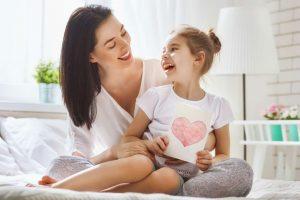 5 языков любви к ребенку.