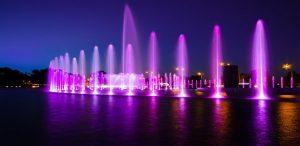 Самые необычные фонтаны мира.
